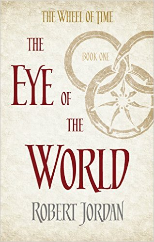 Now Reading: The Eye of the World