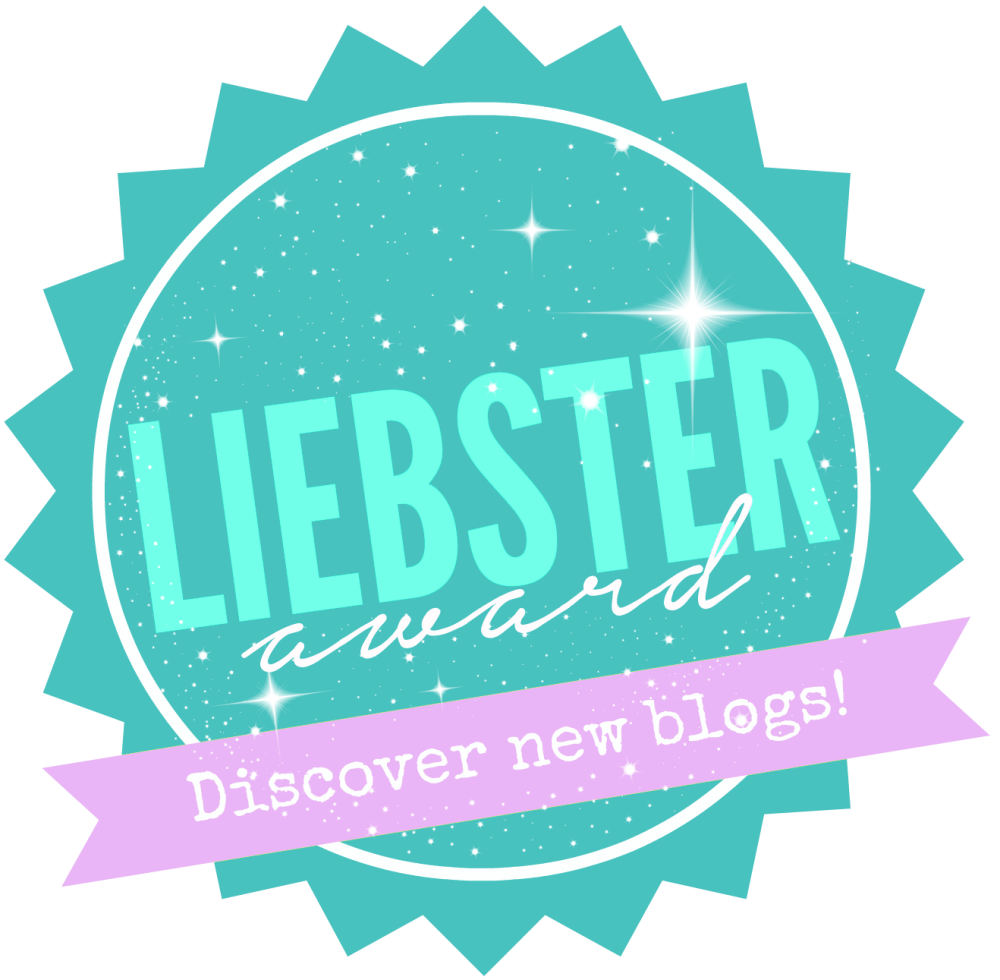My Liebster Award Nomination
